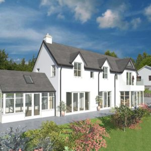 New build Blarney, Edel Regan Architects Cork