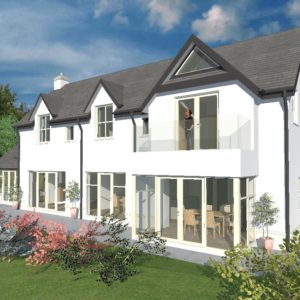 New build Blarney, Edel Regan Architects, Cork