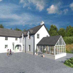 New build Blarney, Cork - Edel Regan Architects, Cork